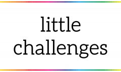 Little Challenges